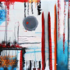 Gray Moon by Steven Schubert