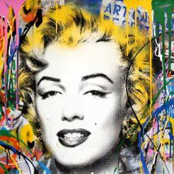 Marilyn by Mr. Brainwash
